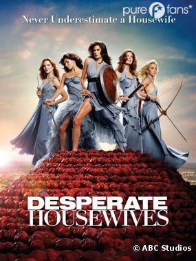 Desperate Housewives, c'est la fin sur M6 !