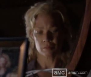 Extrait de l'épisode 8 de la saison 3 de The Walking Dead