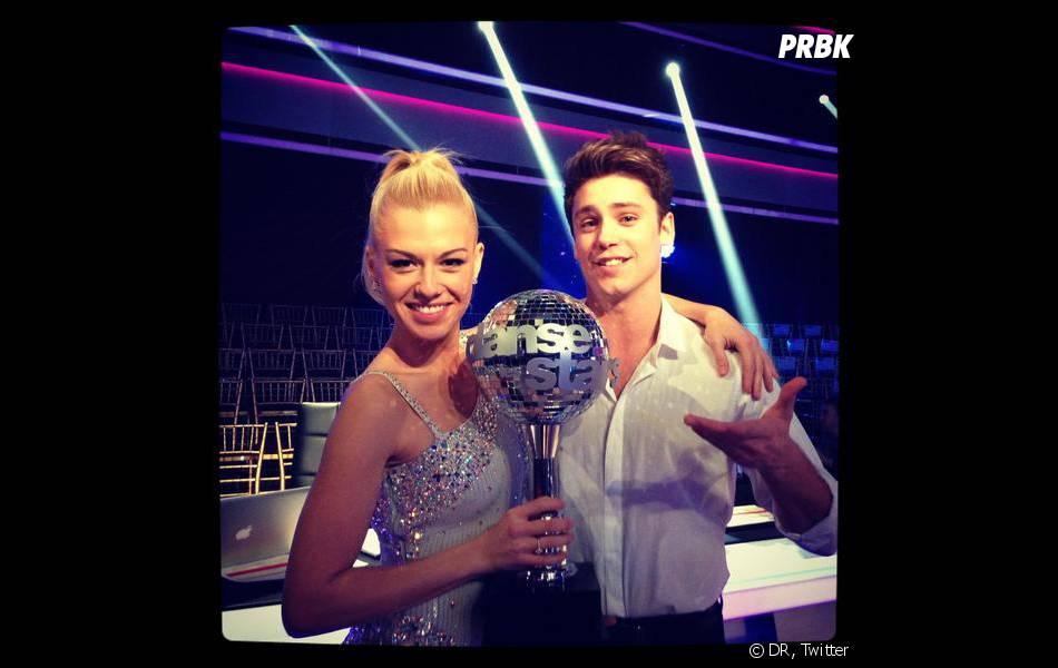 Bastian Baker et Katrina Patchett voulaient un recomptage des votes Danse avec les stars ? Trop tard !