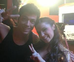 Danse avec les stars : Taïg Khris et Denitsa étaient en campagne !