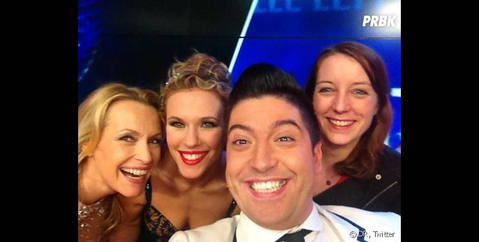 Chris Marques, toujours entouré de nanas dans Danse avec les stars !