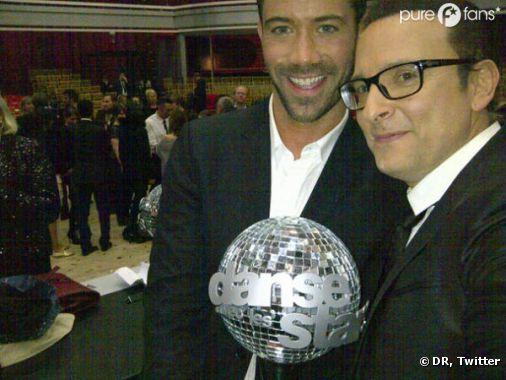 Le trophée de Danse avec les stars est revenu à Emmanuel Moire