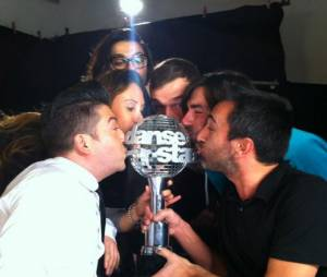 Le trophée de Danse avec les stars aurait bien pu revenir aux équipes techniques !
