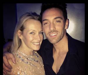 Estelle Lefébure a pu retrouvé son partenaire de Danse avec les stars : ça faisait longtemps !