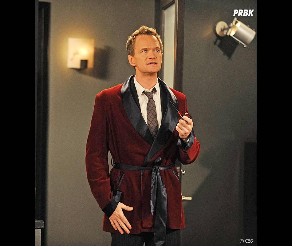 Quel plan Barney a-t-il encore manigancé dans How I Met Your Mother