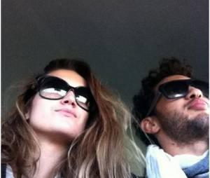 Barbara Morel et Maxime Mermoz, un couple exhib'