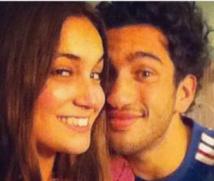 Barbara Morel et Maxime Mermoz, c'est l'amouuuur