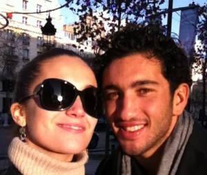 Barbara Morel et Maxime Mermoz, super in love
