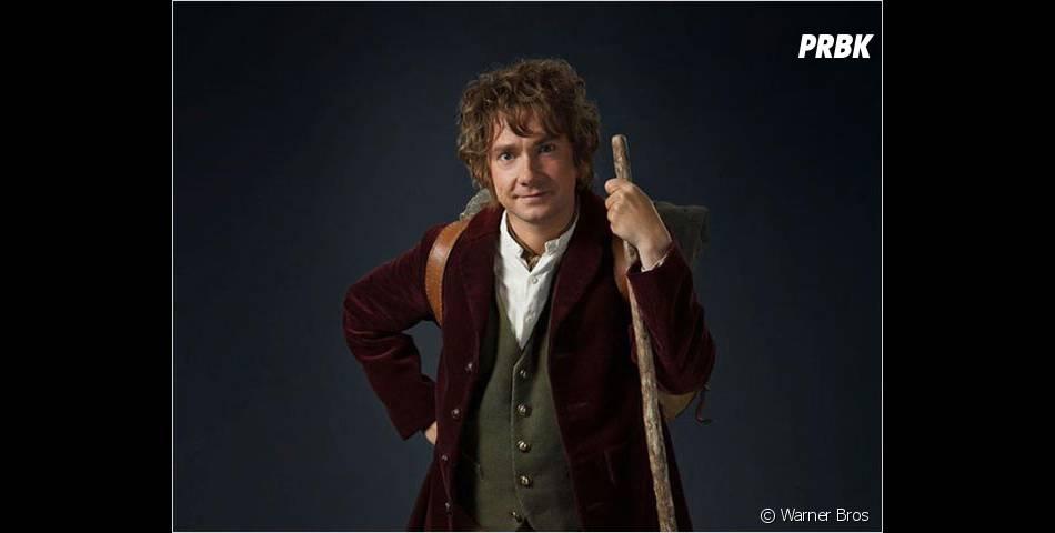 Martin Freeman a beaucoup souffert sur Bilbo le Hobbit