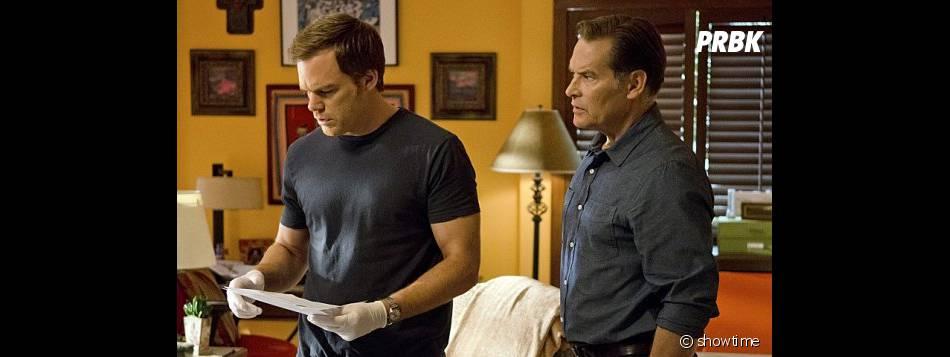 Dexter va-t-il prendre la fuite ?