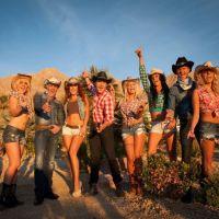 Les Ch'tis à Las Vegas : v'là les photos des candidats ! Shogun !