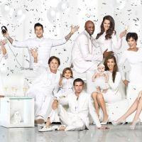 Kim Kardashian : sa nouvelle carte de voeux de Noël... sans Kanye West ! (PHOTO)