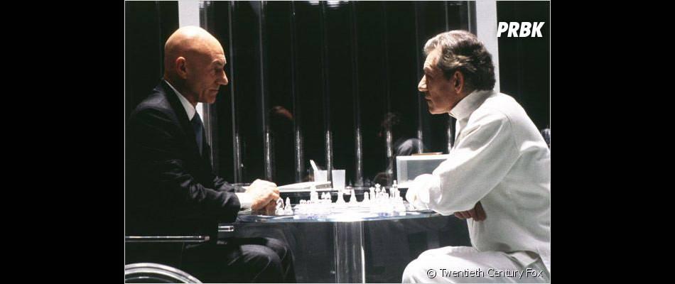 Patrick Stewart et Ian McKellen, de retour dans X-Men