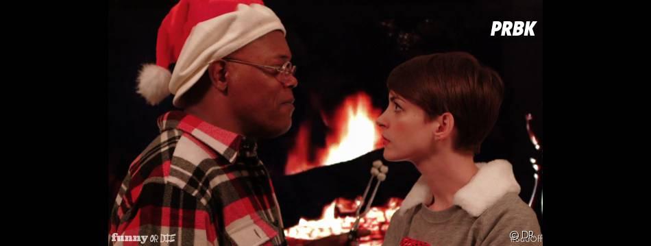 Anne Hathaway et Samuel L Jackson sont hilarants !