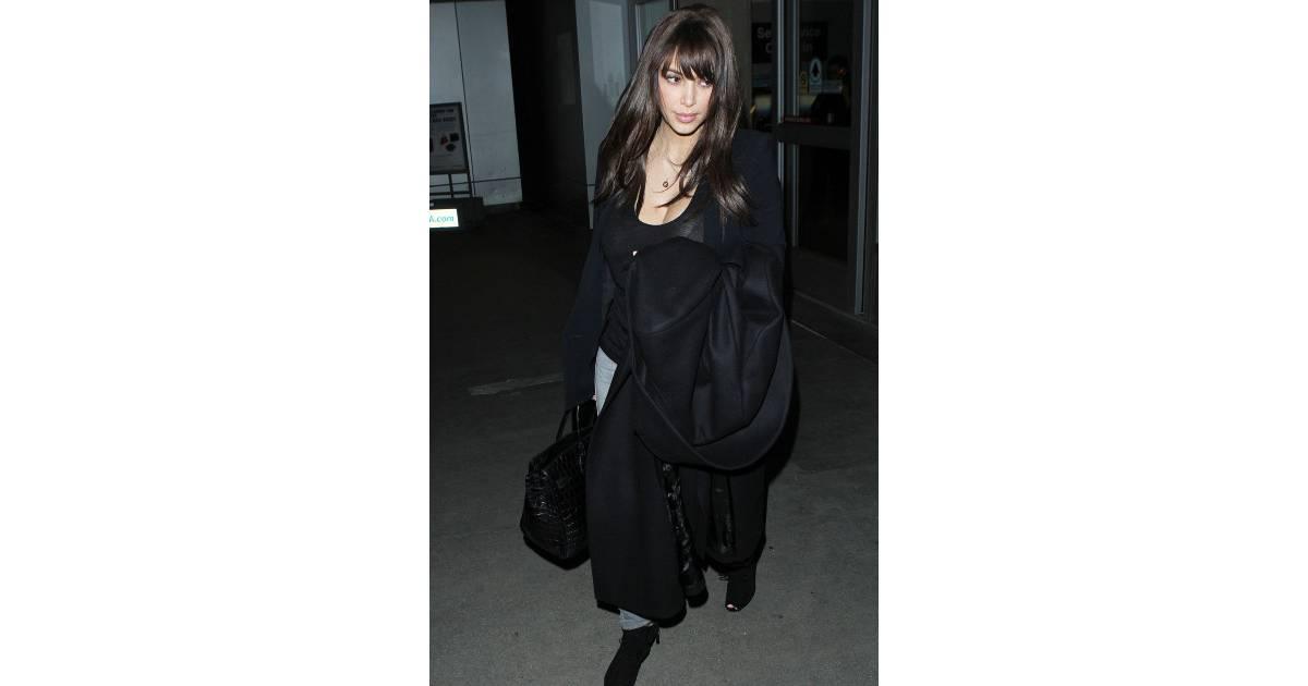 Kim kardashian combien de temps va t elle garder sa for Combien de sa
