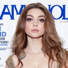 Sarah Hyland : glam' attitude en couv' de Glamoholic