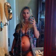 Jessica Simpson enceinte et sexy : elle peut enfin assumer ses formes