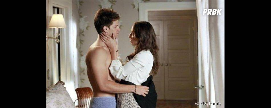 C'est hot entre Toby et Spencer dans Pretty Little Liars