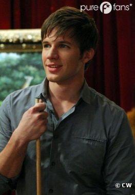 Liam chez le psy dans la saison 5 de 90210