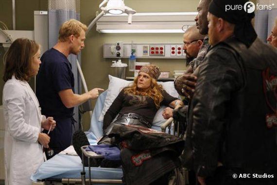 Grey's Anatomy se met en mode bikers avec son épisode 10 de la saison 9