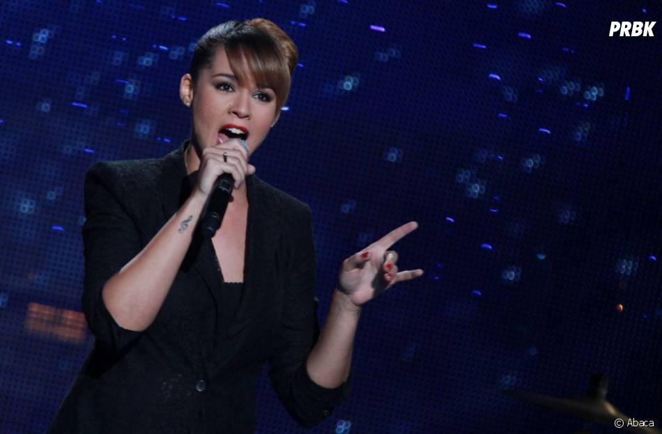 Chimène Badi préfère chanter plutôt que danser !
