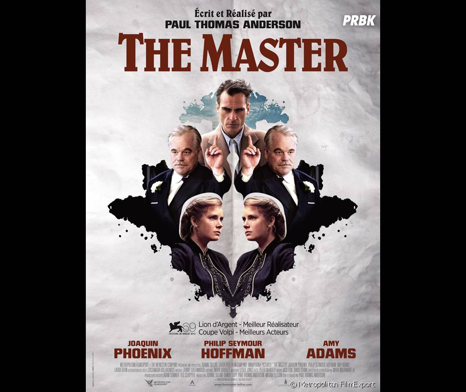 The Master, en salles ce mercredi 9 janvier 2013