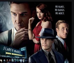 Gangster Squad prend la troisième place du box-office