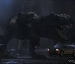 Bande-annonce de la réédition de Jurassic Park en 3D