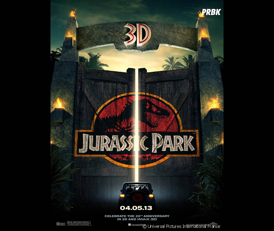 Jurassic Park 3D va-t-il nous décevoir ?