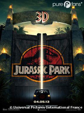 Jurassic Park 3D fait partie de la longue liste de films réédités
