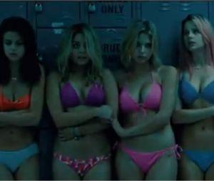 Bande-annonce trash et sexy de Spring Breakers