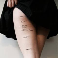 Tumblr : jupe courte = traînée ? La photo buzz qui dénonce les clichés