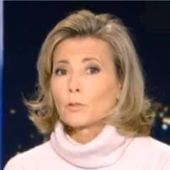 """Claire Chazal : """"20 morts dont 3 graves"""", la honte en plein JT !"""