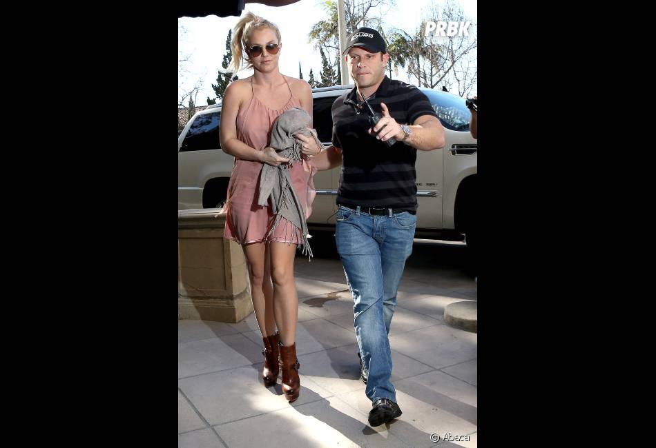 Britney Spears ne pourra peut-être pas s'auto-gérer !