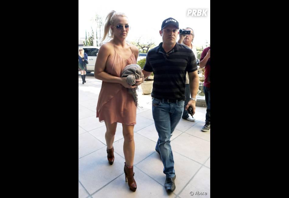 Britney Spears pourrait repartir en live !
