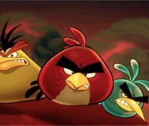 Les Angry Birds ne doivent pas être contents