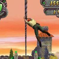 Temple Run 2 : Démarrage canon, Angry Birds y laisse des plumes