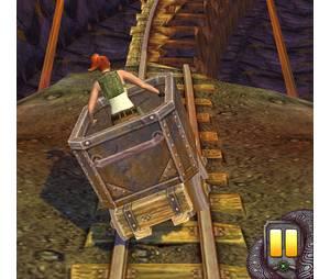 Temple Run 2 dépasse Angry Birds