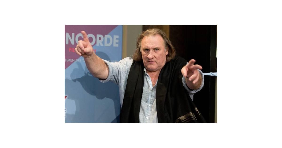 Depardieu fait ce qu 39 il veut purebreak - Coup de gueule de gerard lanvin ...
