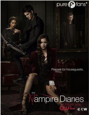 Vampire Diaries va perdre de nouveaux personnages