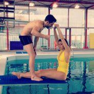 Splash, le grand plongeon : Laury Thilleman en bikini, ça promet ! La preuve