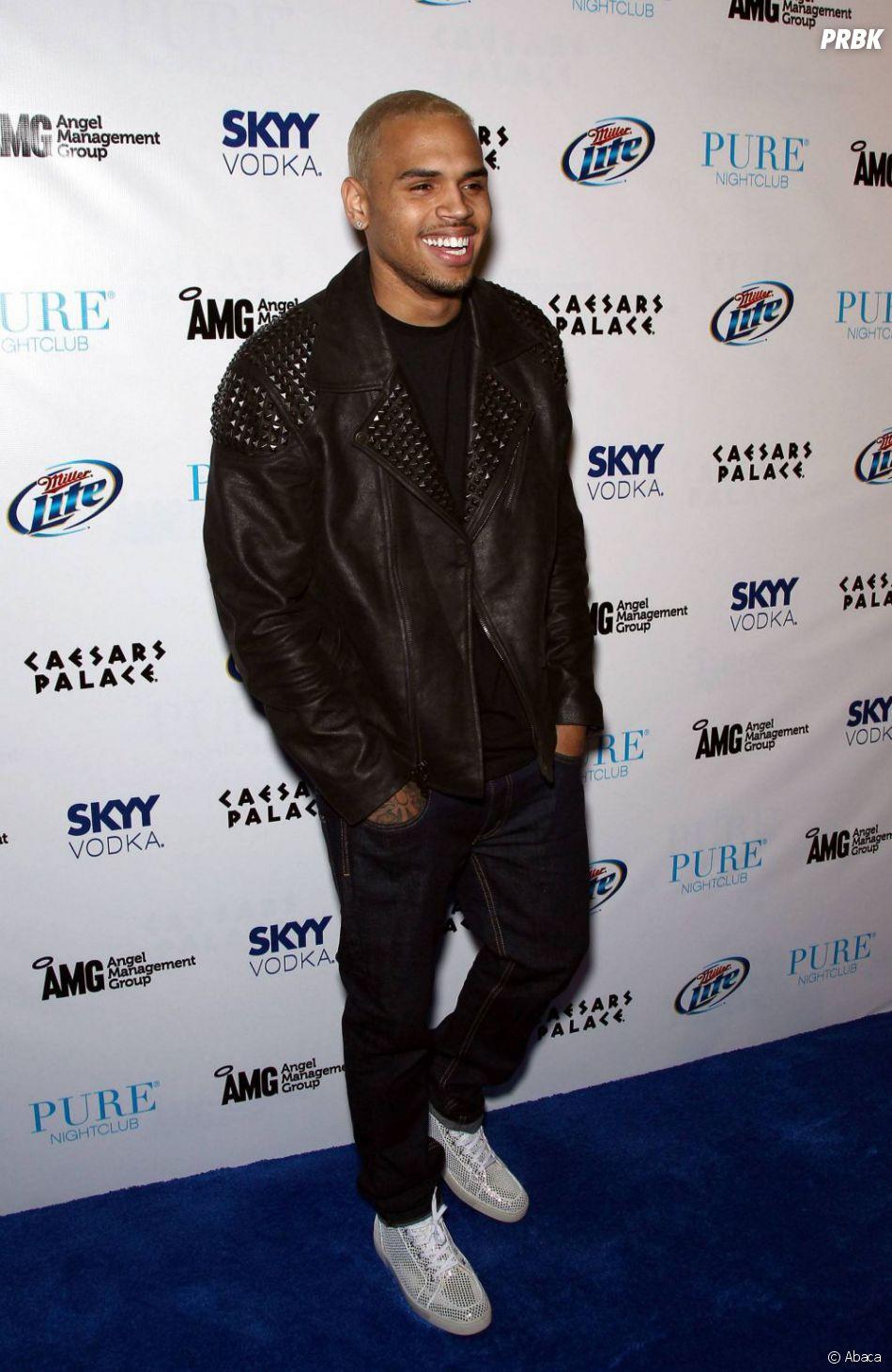 Chris Brown aurait donné le premier coup !