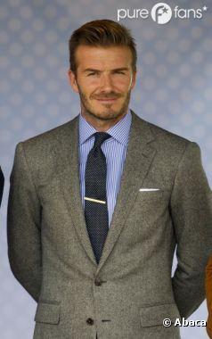 David Beckham inspire déjà Twitter