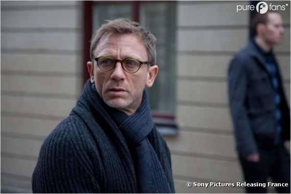 Daniel Craig viré de Millenium 2 ?