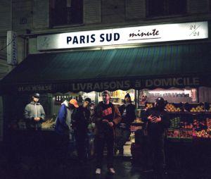 1995 a marqué l'année avec l'album Paris Sud Minute !