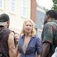 The Walking Dead saison 3 : Andrea en danger sur les nouvelles images ? (SPOILER)