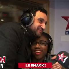 Julie (Nouvelle star 2013) : son smack avec Cyril Hanouna !