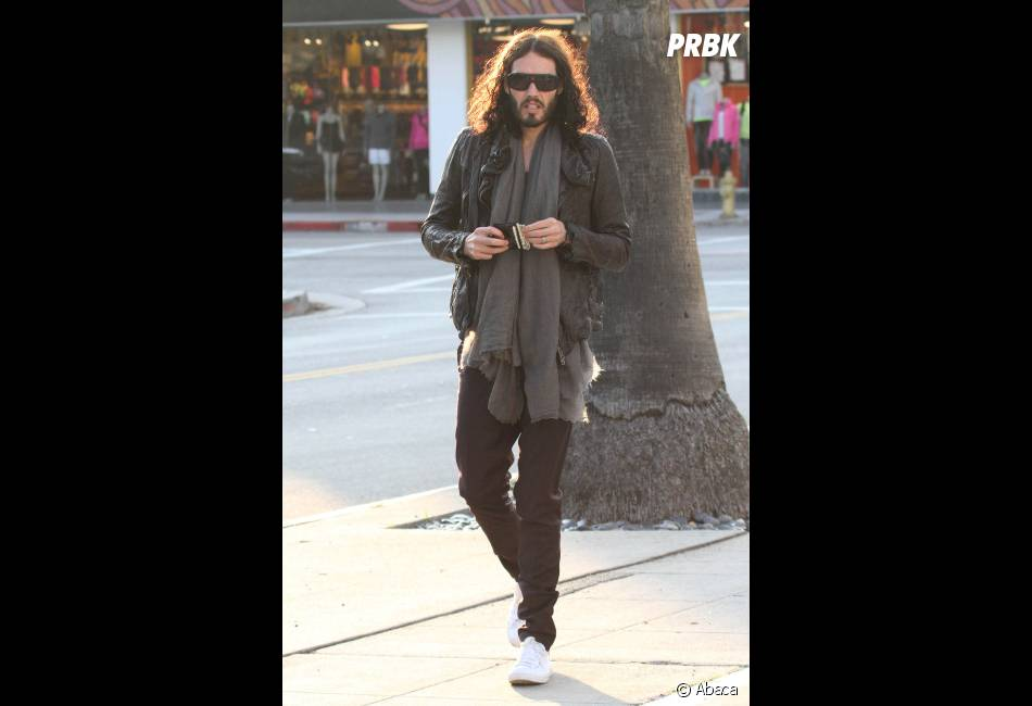 Russell Brand n'a pas oublié Katy Perry