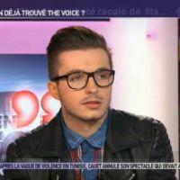 Olympe (The Voice 2) : recalé des autres télé-crochets
