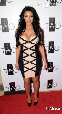 Kim Kardashian aimerait bien coucher avec elle-même.